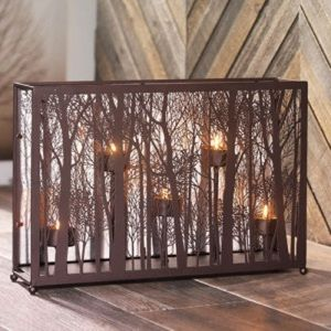 Yankee Candle • Twilight Silhouettes Candle Holder